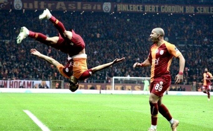 G.SARAY TARİHİNDE BİR İLK!