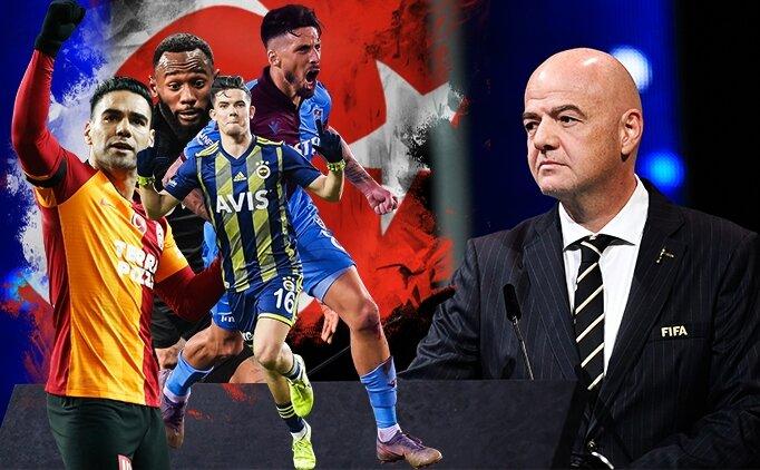 ..VE FIFA'DAN 3 YENİ KARAR!..