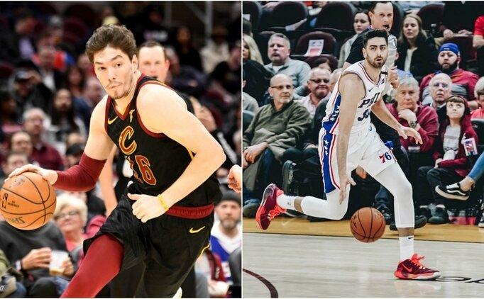 NBA'DE TÜRKLERİN GECESİ!