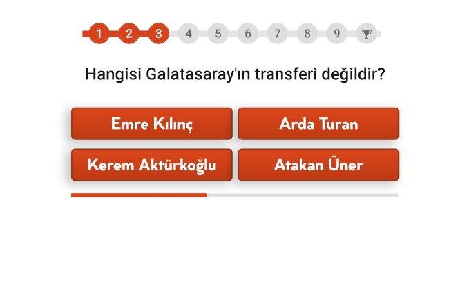 %95 YANLIŞ CEVAP VERİLDİ!..