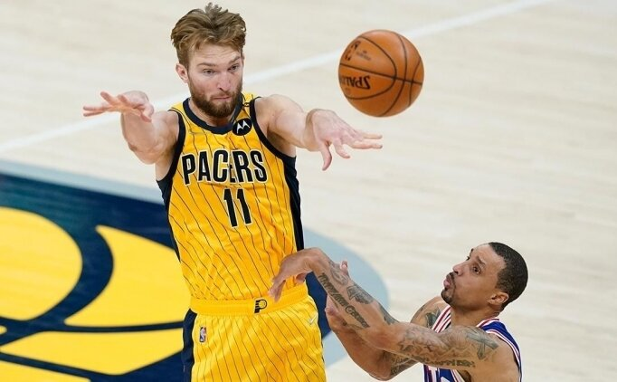 SABONIS'İN TRIPLE-DOUBLE'I!