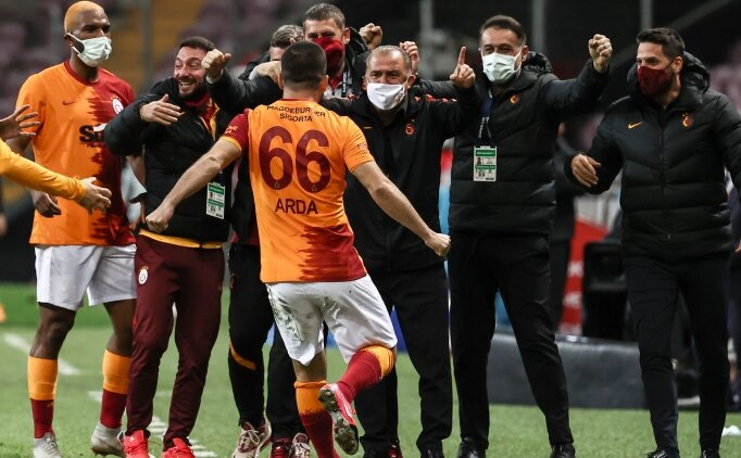 'G.SARAY'I ÇEBİ MOTİVE ETTİ'