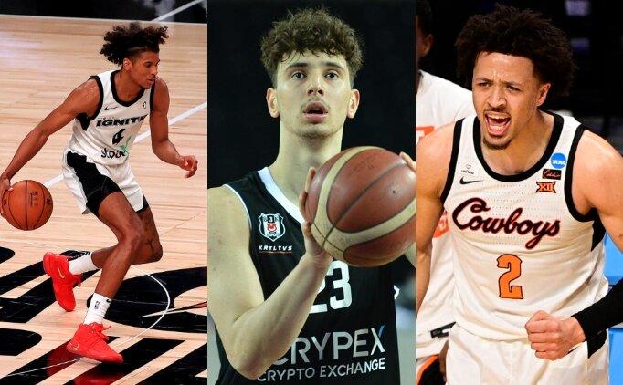 2021 NBA DRAFT TAHMİNLERİ!