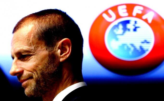 UEFA'DAN TARİHİ KARAR!..