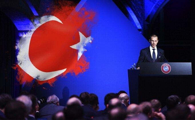 UEFA'DAN 'TARİHİ' DEĞİŞİKLİK