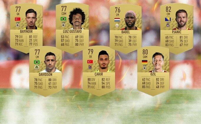 FIFA 22'NİN EN İYİ İSİMLERİ!