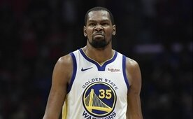 Kevin Durant, Finallerin 1. maçında oynamıyor