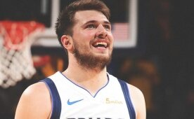 Doncic'ten Pelicans'a karşı triple-double!
