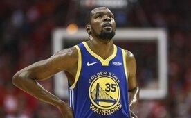 Kerr: 'KD'nin sakatlığı sandığımızdan ciddi'