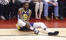 'Durant sakat olsa da, Warriors max. verecek'