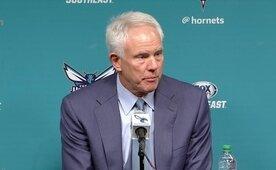 Kupchak ve Hornets, Draftta üstleri istiyor