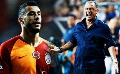 Galatasaray'da fatura Younes Belhanda'ya çıktı! İşte o karar...