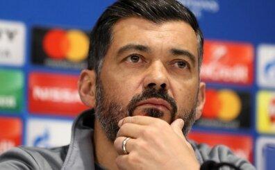 Sergio Conceiçao çok iddialı!.. 'İstanbul'a kazanmak için geldik'