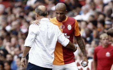 Galatasaray ile anılan Melo için ilk resmi açıklama; 'Bana sordu'