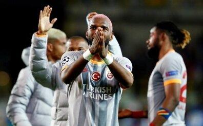 Galatasaray'ın yeni lideri Babel! Her maçta  en çok 'öne çıkan'