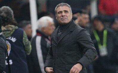 Ersun Yanal Beşiktaş'a karşı son 12 senede galibiyet yaşamadı!
