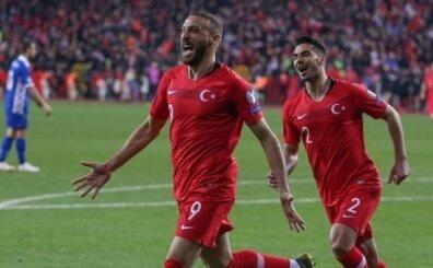 Milli Takımın formda golcüsü Cenk: 'Daha farklı olabilirdi'