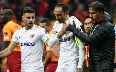 Umut Bulut'un dev şanssızlığı, Galatasaray karşısında kırık!..
