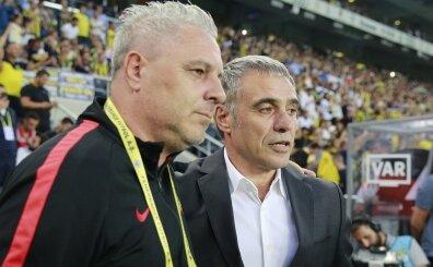 Kadıköy'de ilk maç öncesi gerginlik! Marius Sumudica...