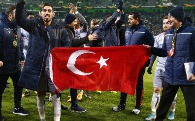 İrfan Can Kahveci golünü attı, Almanya'da da selamını çaktı