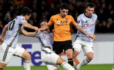 Beşiktaş'tan son 7 Avrupa maçında sadece 1 galibiyet