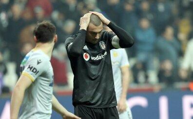 Performansı zirve yapan yapan Beşiktaş'ın tüm serileri sonlandı!