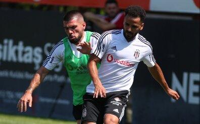 Beşiktaş idmanından mutlaka göz atmanız gereken o kareler!