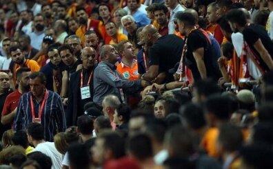 Mbaye Diagne krizine Albayrak hamlesi! Stadyumda gerilim...
