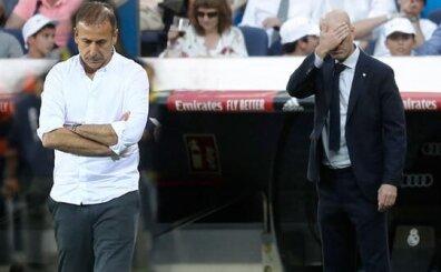 'Kaderleri Galatasaray'ın elinde' Önce Zidane sonrasında Avcı