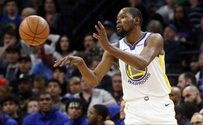 'Warriors'ta kalmak, Kevin Durant'in son çaresi olur' iddiası