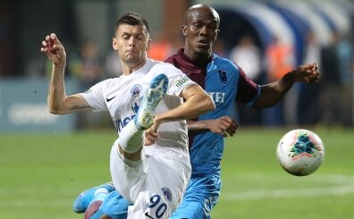 Nwakaeme: 'Avrupa Ligi sonrası böyle maçlar hiç kolay değildir'