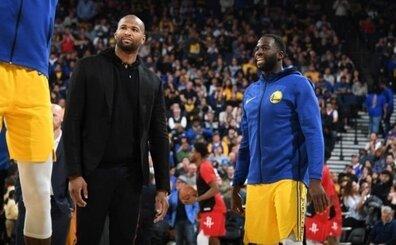 Draymond: 'DeMarcus, Alabama'dan NBA'e gelebildiyse, her şeyi başarır'