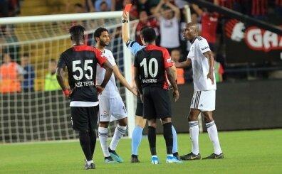 Beşiktaşlı Elneny'e '6 maç' ceza gelebilir! İşte o hakem raporu