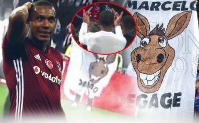 Marcelo için 'VEDA' mesajı! Beşiktaş taraftarı çağırıyor