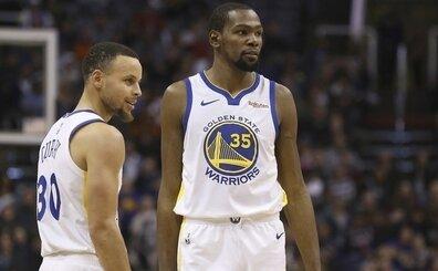 Curry: 'Kevin Durant'le üç yıl oynamak, kişiliğimi güçlendirdi'