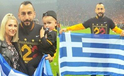 Kostas Mitroglou da tarih yazdı