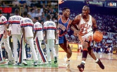 Salley, Pistons'ın 1991'de neden Jordan'ın elini sıkmadığını anlattı