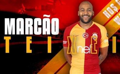 Galatasaray'ın yeni 'KAYA'sı Marcao için yayınladığı video