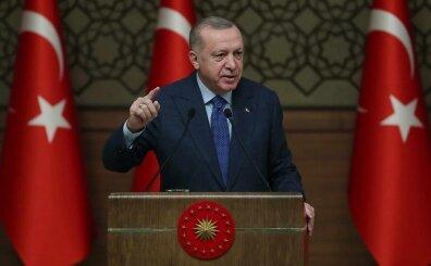 Cumhurbaşkanı Erdoğan'ndan Başakşehir'e tebrik telefonu