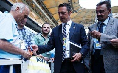 Fenerbahçe'nin borcu açıklandı! İşte Ali Koç'un verdiği para!...