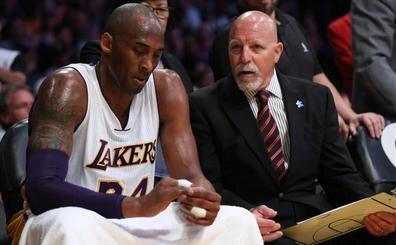 Lakers'ın eski doktoru Vitti: 'Kobe en yeteneklisi değildi'