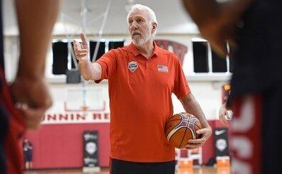 Popovich: 'FIBA kurallarına ayrıca konsantre olmak zorunda kaldım'