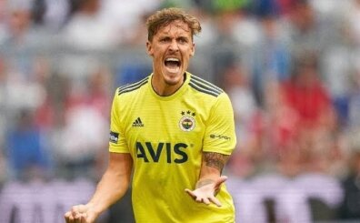 Fenerbahçe'de Max Kruse için seferberlik! Yanal yakın takipte
