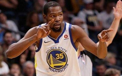 'Kevin Durant bu yaz her türlü Warriors'tan ayrılacak' iddiası!