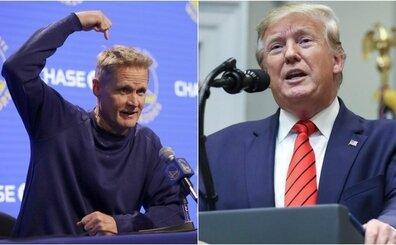 Kerr, Donald Trump'ın 'küçük bir çocuk gibiydi' ifadesine yanıt verdi!