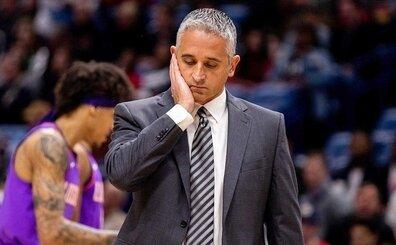 Suns, Igor Kokoskov'u görevden aldı