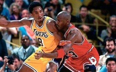 Salley: 'Kobe, Michael Jordan'la oynayabilmek için koleje gitmedi'
