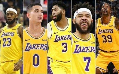Gilbert Arenas: 'Lakers, ultra uzun kadroyla giderse herkesi öldürür!..'