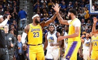 Klay: 'LeBron James - Anthony Davis ikilisi, NBA'in en iyilerinden'