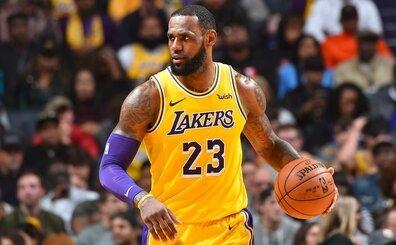 LeBron James'in 2018-19 NBA sezonundan en iyi oyunları!